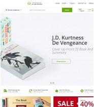 Opencart Kitap Satış Teması