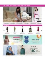 Opencart Elbise Ayakkabi ve Tekstil Teması