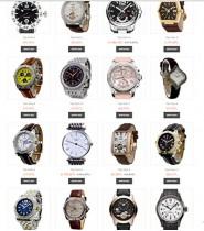 Opencart saat satış teması, opencart saat teması
