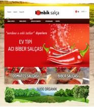 Opencart Organik Ürün Satış Teması