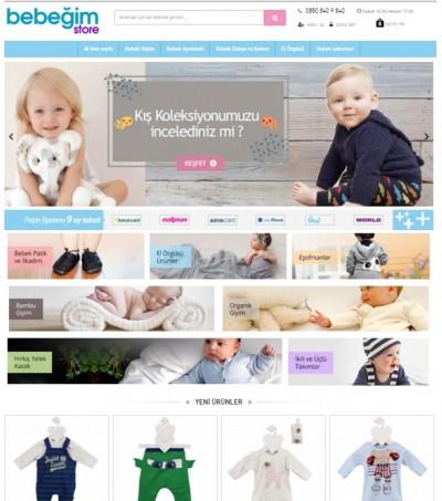 Opencart Bebek Teması