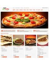 Opencart Yemek Sipariş Teması