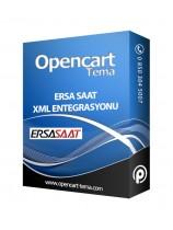 Opencart Ersa Saat XML Entegrasyonu